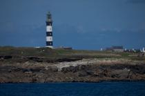 TheCréac'h lighthouse on Ouessant © Philip Plisson / Pêcheur d'Images / AA24300 - Photo Galleries - Créac'h