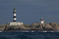 Créac'h lighthouse on Ouessant © Philip Plisson / Pêcheur d'Images / AA24325 - Photo Galleries - Créac'h