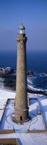 Virgin Island Lighthouse © Philip Plisson / Pêcheur d'Images / AA25046 - Photo Galleries - Vertical panoramic