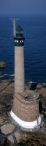 Rocks Lighthouse Dover © Philip Plisson / Pêcheur d'Images / AA25055 - Photo Galleries - Vertical panoramic