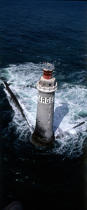 Lighthouse Barges © Philip Plisson / Pêcheur d'Images / AA25066 - Photo Galleries - Vertical panoramic