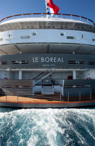 The Boreal © Philip Plisson / Pêcheur d'Images / AA25205 - Photo Galleries - Big Cruises