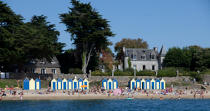 L'Ile aux Moines in the Gulf of Morbihan © Philip Plisson / Pêcheur d'Images / AA26613 - Photo Galleries - From Quiberon to the Vilaine river