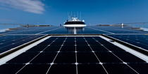 The Tùranor Planetsolar © Philip Plisson / Pêcheur d'Images / AA27436 - Photo Galleries - Le Tùranor Planetsolar