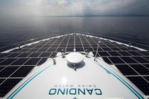 The Tùranor Planetsolar © Philip Plisson / Pêcheur d'Images / AA27441 - Photo Galleries - Le Tùranor Planetsolar