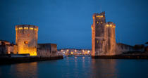 La Rochelle © Philip Plisson / Pêcheur d'Images / AA27613 - Photo Galleries - From Ré island to La Coubre Point