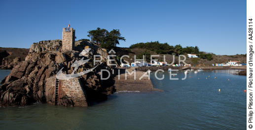 Yeu island - © Philip Plisson / Pêcheur d'Images / AA28114 - Photo Galleries - From Noirmoutier to Aiguillon's bay