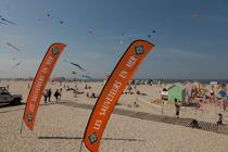 International Meetings of kites in Berck sur Mer [AT] © Philip Plisson / Pêcheur d'Images / AA28706 - Photo Galleries - Nord-Pas-de-Calais