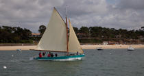 Arcachon © Philip Plisson / Pêcheur d'Images / AA29058 - Photo Galleries - From Soulac to Capbreton