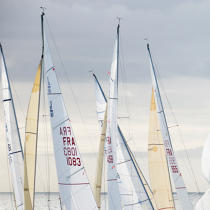Start Racing © Philip Plisson / Pêcheur d'Images / AA29617 - Photo Galleries - Sea decoration