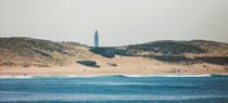 Cap-Ferret lighthouse © Philip Plisson / Pêcheur d'Images / AA30044 - Photo Galleries - From Soulac to Capbreton