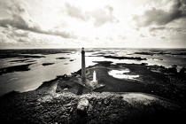 Ile Vierge lighthouse © Guillaume Plisson / Pêcheur d'Images / AA30158 - Photo Galleries - The last succession on the île Vierge Lighthouse