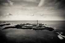 Ile Vierge lighthouse © Guillaume Plisson / Pêcheur d'Images / AA30164 - Photo Galleries - The last succession on the île Vierge Lighthouse