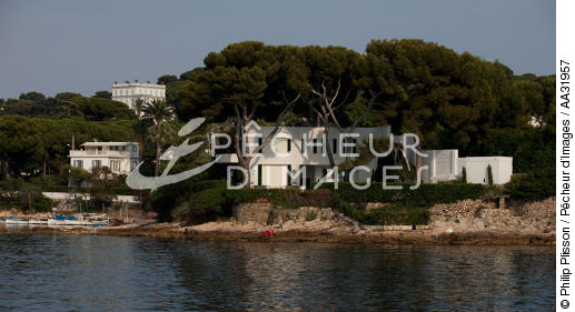 Antibes - © Philip Plisson / Pêcheur d'Images / AA31957 - Photo Galleries - From La Napoule to Menton