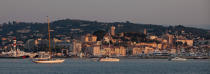 The old port of Cannes © Philip Plisson / Pêcheur d'Images / AA32120 - Photo Galleries - From La Napoule to Menton