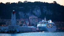 Nice © Philip Plisson / Pêcheur d'Images / AA32231 - Photo Galleries - From La Napoule to Menton
