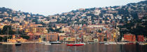 Villefranche-sur-mer © Philip Plisson / Pêcheur d'Images / AA32413 - Photo Galleries - From La Napoule to Menton