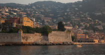 Villefranche-sur-mer © Philip Plisson / Pêcheur d'Images / AA32420 - Photo Galleries - From La Napoule to Menton