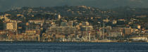 Cannes © Philip Plisson / Pêcheur d'Images / AA32486 - Photo Galleries - From La Napoule to Menton