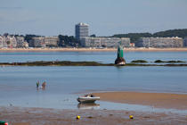 La Baule,Le Pouliguen © Philip Plisson / Pêcheur d'Images / AA33156 - Photo Galleries - Loire Atlantique