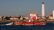 Faro island © Philip Plisson / Pêcheur d'Images / AA33619 - Photo Galleries - Lighthouse [Por]