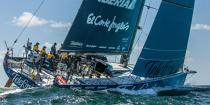 Volvo Ocean Race - Start of the last stage between Lorient and Galway [AT] © Philip Plisson / Pêcheur d'Images / AA34766 - Photo Galleries - Ocean Volvo Race