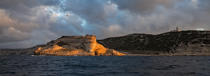 Bonifacio,Corsica © Philip Plisson / Pêcheur d'Images / AA36296 - Photo Galleries - From Lavezzi islands to Poticcio