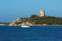 Corsica © Philip Plisson / Pêcheur d'Images / AA36299 - Photo Galleries - From Lavezzi islands to Poticcio