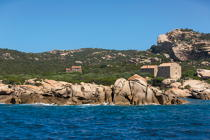 Corsica © Philip Plisson / Pêcheur d'Images / AA36310 - Photo Galleries - From Lavezzi islands to Poticcio