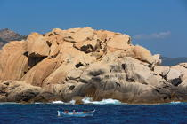Corsica © Philip Plisson / Pêcheur d'Images / AA36311 - Photo Galleries - From Lavezzi islands to Poticcio