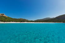Corsica © Philip Plisson / Pêcheur d'Images / AA36312 - Photo Galleries - From Lavezzi islands to Poticcio
