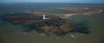 Cordouan lighthouse on Gironde estuary © Philip Plisson / Pêcheur d'Images / AA36359 - Photo Galleries - Gironde