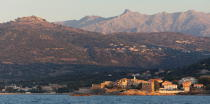 Corsica © Philip Plisson / Pêcheur d'Images / AA36437 - Photo Galleries - From Calvi to Pietranera