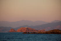 Corsica © Philip Plisson / Pêcheur d'Images / AA36438 - Photo Galleries - From Calvi to Pietranera