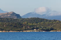 Corsica © Philip Plisson / Pêcheur d'Images / AA36446 - Photo Galleries - From Calvi to Pietranera