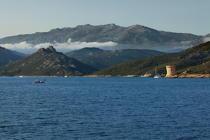 Corsica © Philip Plisson / Pêcheur d'Images / AA36448 - Photo Galleries - From Calvi to Pietranera