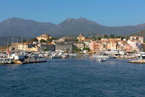 St Florent, Corsica © Philip Plisson / Pêcheur d'Images / AA36451 - Photo Galleries - From Calvi to Pietranera