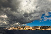 Bonifacio, Corsica © Philip Plisson / Pêcheur d'Images / AA36484 - Photo Galleries - From Lavezzi islands to Poticcio