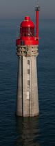 Le Grand Jardin Lighthouse © Philip Plisson / Pêcheur d'Images / AA37126 - Photo Galleries - Vertical panoramic