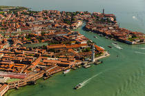 Murano island © Philip Plisson / Pêcheur d'Images / AA37469 - Photo Galleries - Murano island