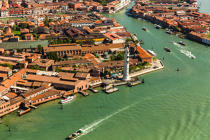 Murano island © Philip Plisson / Pêcheur d'Images / AA37471 - Photo Galleries - Murano island
