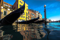 Venice © Philip Plisson / Pêcheur d'Images / AA37506 - Photo Galleries - Venice like never seen before