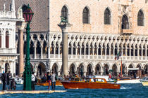 High tide in Venice © Philip Plisson / Pêcheur d'Images / AA37509 - Photo Galleries - Acqua alta in Venice
