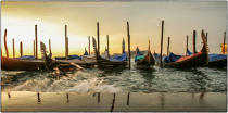 High tide in Venice © Philip Plisson / Pêcheur d'Images / AA37521 - Photo Galleries - Tide