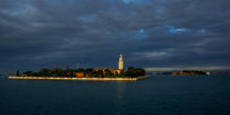 San Lazzaro © Philip Plisson / Pêcheur d'Images / AA37539 - Photo Galleries - The Venitian lagoon