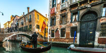 Venice © Philip Plisson / Pêcheur d'Images / AA37547 - Photo Galleries - Venice like never seen before