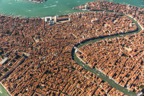 Venice © Philip Plisson / Pêcheur d'Images / AA37580 - Photo Galleries - Venice like never seen before