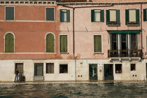High tide in Venice © Philip Plisson / Pêcheur d'Images / AA37712 - Photo Galleries - Tide