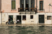 High tide in Venice © Philip Plisson / Pêcheur d'Images / AA37714 - Photo Galleries - Tide