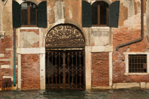 High tide in Venice © Philip Plisson / Pêcheur d'Images / AA37718 - Photo Galleries - Tide